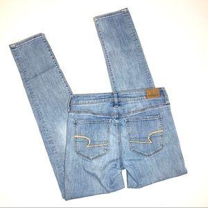 American Eagle AE jeans skinny sz 4
